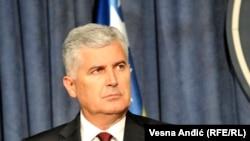 Bez značajnijih izjava o bošnjačko - srpskom sporu: Dragan Čović