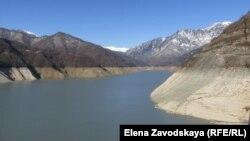 Джварское водохранилище