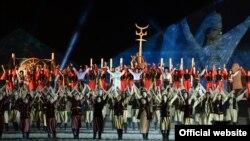 I Дүйнөлүк көчмөндөр оюндары, 9-сентябрь, 2014-жыл.