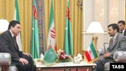 Бирдемөхәммәтовның Иран президенты белән соңгы очрашуында каршылыклар әле сизелми иде, 15.8.2007