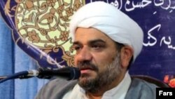Mohammad Khorsand, Kazeroun Friday Prayer Leader. File photo