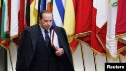 Ish-kryeministri i Italisë, Silvio Berlusconi.
