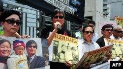 Демонстрация протеста в Гонконге