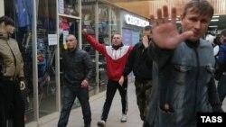 Ռուսաստան - Անկարգությունները Մոսկվայի Արևմտյան Բիրյուլևո շրջանում, 13-ը հոկտեմբերի, 2013թ․