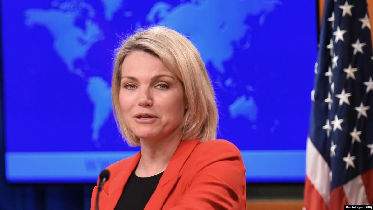 В Госдепартаменте отказались предоставить подробности новых санкции против России