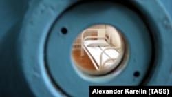 Больничная камера на территории СИЗО (архивное фото)
