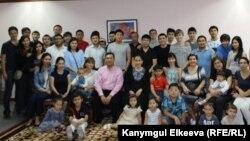Малайзиядагы кыргызстандыктар