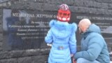 Moldova - Holocaust Remembrance Day, ceremonies, Chisinau