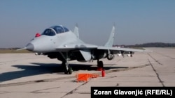 руските авиони од типот МиГ 29