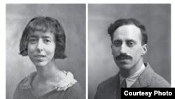 Анна Присманова (1892-1960) и Александр Гингер (1897-1965)