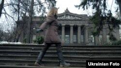 Так Національний художній музей України в Києві виглядає у кращий час...