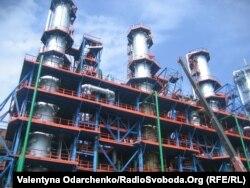 Хімічний завод «Рівнеазот», що перебуває у власності Дмитра Фірташа