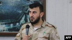 Zahran Alloush