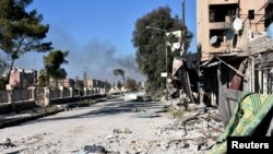 Syria's civil war has killed more than 250,000 people (file photo)