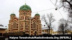 Церква святого Георгія Змієборця – православний храм у Львові, який із 1992 року виконує функції кафедрального собору Львівської єпархії УПЦ (МП)