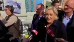 Ле Пен: Макрон - слабый кандидат