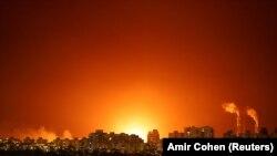 Исроил расмийларига кўра, Ғазо бўлгасидан амалга оширилган ракета ҳужуми Ашкелон яқинидаги энергетика иншоотини нишонга олган- Исроил, 11 май, 2021
