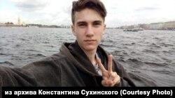 Константин Сухинский