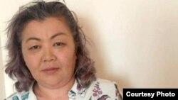 Алтын Лесбаева, гражданская активистка