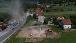Illegal Serbian Church Demolished In Bosnia