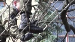 На «Атеку» цивільні тренуються під керівництвом «Азову» (відео)