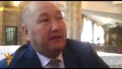 Разаков: Я против упразднения Баткенской области