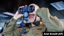 دریابان اِلی شارویت، فرمانده پیشین نیروی دریایی اسرائیل