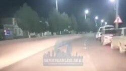 Водители из Намангана стоят в километровых очередях за автомобильным газом
