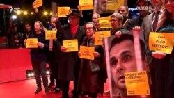 #FreeSentsov і прем'єра фільму про Голодомор в Україні на кінофестивалі «Берлінале» – відео
