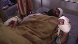 Боевики атаковали здание правительства в Пешаваре.