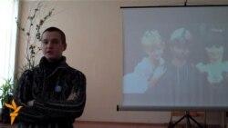 Герой «Шахти № 8» відвідав Західну Україну