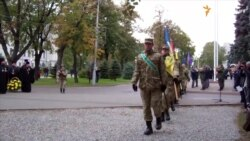 У Дніпропетровську ходою учасників АТО відзначили День захисника України