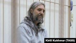 Сергей Тороп (Виссарион) в суде