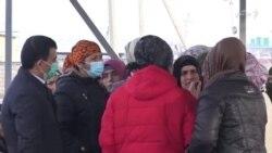 صف زنان بیکار در تاجکستان طولانیترمیشود