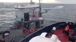 Rusija napala i zaplenila ukrajinske brodove