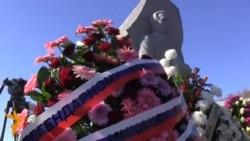 07.11.2014 - Комунисти, споменик на Калашњиков и протести
