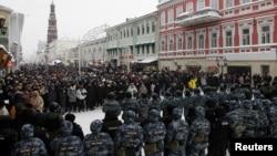 Протест в Казани 23 января 2020 года. Архивное фото