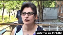 Armenia- Lawyer Lusine Sahakian, 6July, 2017