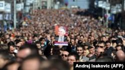 Šetnja za Zorana Đinđića