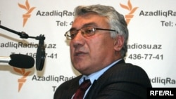 Eldar Namazov, one of the members of the Forum of Intelligentsia of Azerbaijan
