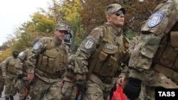 Ushtarët ukrainas