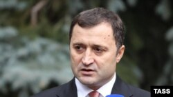 Moldovan Prime Minister Vlad Filat (file photo)