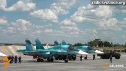 Росія переводить нові винищувачі ближче до українського кордону