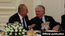 Հայաստանի և Թուրքիայի արտգործնախարարները, արխիվ
