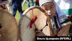 Юный шаман. Красный Яр. Приморский край