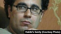 محمد حبیبی، آموزگار، فعال صنفی فرهنگیان و عضو هیئت مدیره کانون معلمان استان تهران