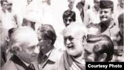 خان شهید له پخواني پاکستاني وزیراعظم ذوالفقار علي بوټو سره