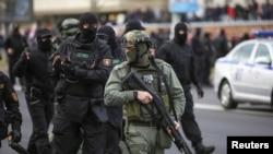 Минск, Беларусь, 1 ноября 2020 года