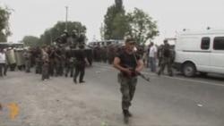 Kyrgyz Protest