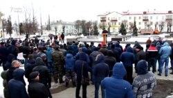 """В Казани около 300 человек выступили против системы """"Платон"""""""